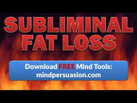 Subliminal Fat Loss   Lose Weight From The Inside of Your Brain To Your Outer Ripped Surface