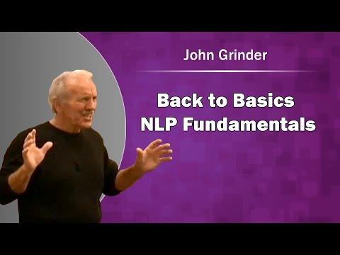 Back to Basics; NLP Fundamentals