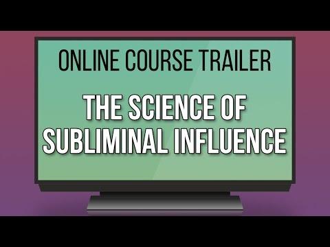 The Science of Subliminal Influence (Curious.com Course Trailer)