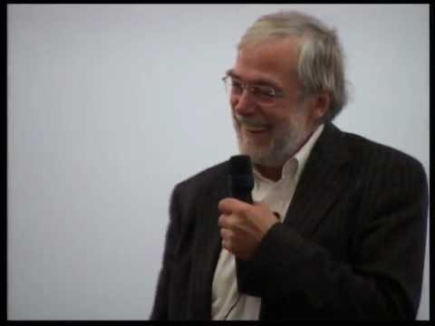 Prof. Gerald Hüther auf dem NLP-Kongress 2012