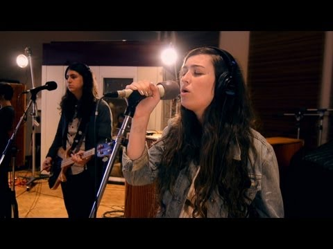 Cults – Go Outside (Live on 89.3 The Current)