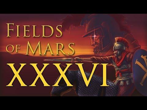 Fields of Mars #36 | A Desperate Prize | TW Attila Roman Britain NLP