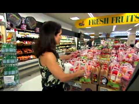 Grocery Stores Using Subliminal Marketing   Video   ABC News