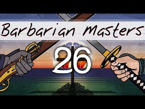 Barbarian Masters #26   New Course   Total War Shogun 2 Otomo Campaign NLP