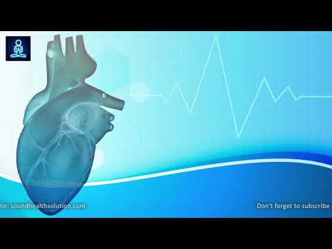 Normalize Your Heart Beats : Normalize Blood Pressure – Reduce Hypertension – Deep Sleep Hypnosis