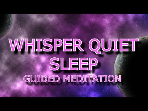 Whisper me to sleep guided meditation / ASMR  Guided hypnosis