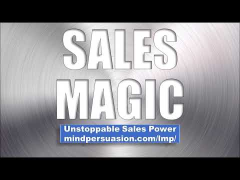 Sales Magic – Sell Anything To Anyone Anytime – Subliminal Affirmations