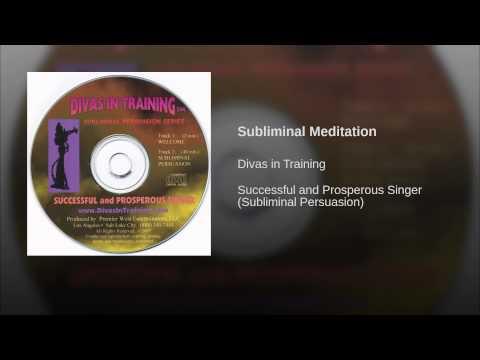 Subliminal Meditation