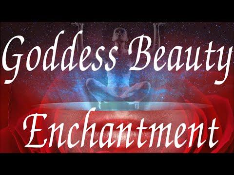 Be MORE Beautiful Goddess Beauty Enchantment Astral Projection Meditation Hypnosis Binaural Beats