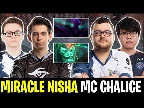 MIRACLE NISHA vs MINDCONTROL CHALICE – You got No Chance