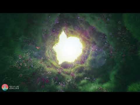 Inner Peace Guided Sleep, Healing While you Sleep Guided Meditation, Sleep Hypnosis Meditation