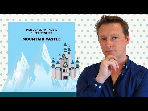 The Mountain Castle: Long Hypnotic Bedtime Story For Grown Ups (Sleep Story)