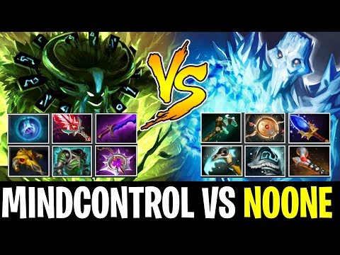 MINDCONTROL Signature Hero vs Noone Carry AA – What a Crazy Game