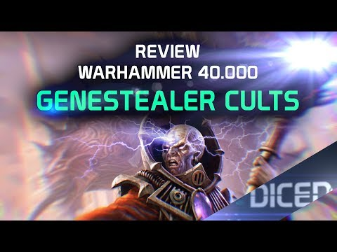 Review: Genestealer Cults Codex | Warhammer 40.000 | DICED