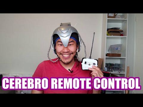 Mind Control Cerebro Helmet from X-men (Galvanic Vestibular Stimulation) | Sufficiently Advanced