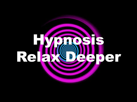 Hypnosis: Relax Deeper