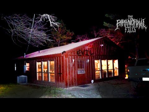 GHOSTS, BODY DUMPING & CULTS: The Most Haunted Cabin in America | THE PARANORMAL FILES