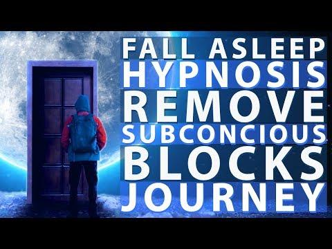 Hypnosis – Remove Negative Blocks & Fall Asleep