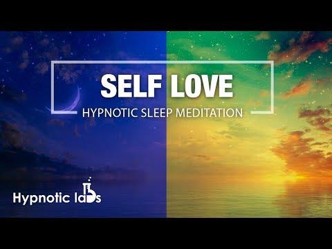Guided Meditation For Self Love (Sleep Hypnosis)