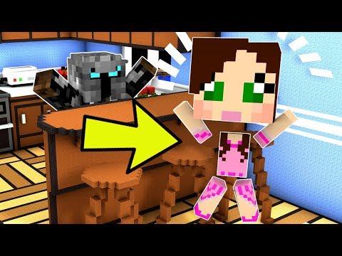 Minecraft: OVERPOWERED TROLLS!!! (MIND CONTROL, BEDROCK HOLES, & REVERSE GRAVITY!) Custom Command