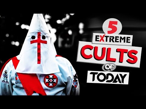 5 Craziest Cults Still Operating Today