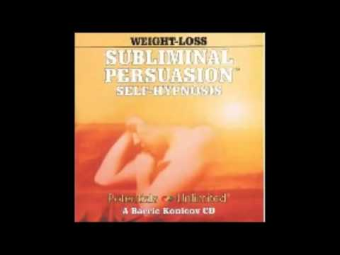 Weight Loss Subliminal Persuasion Self Hypnosis