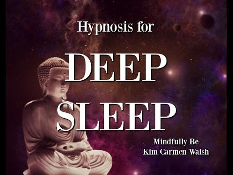 Hypnosis for deep sleep (-.-)zzz