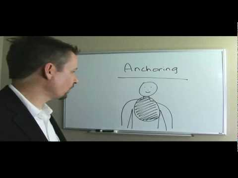 How to Use Anchoring (NLP Practitioner Course) – Dr. Steve G. Jones