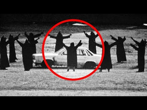 5 Extremely Scary CULTS Caught on Camera