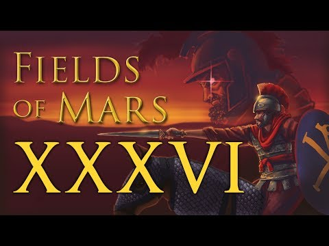 Fields of Mars #36 | A Desperate Prize | TW Attila Roman Britain NLP