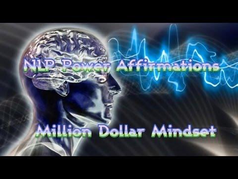 NLP Power Affirmations – Million Dollar Mindset (by Jon Mercer)
