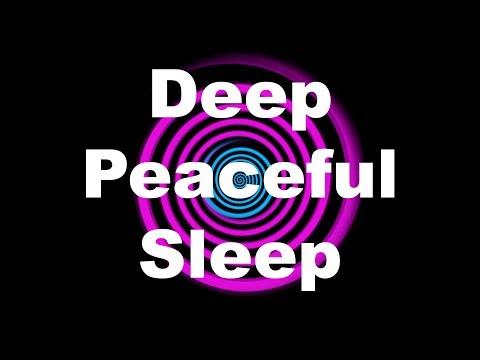Deep Peaceful Sleep Hypnosis