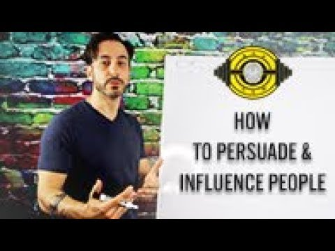 NLP Techniques: How To Persuade & Influence People