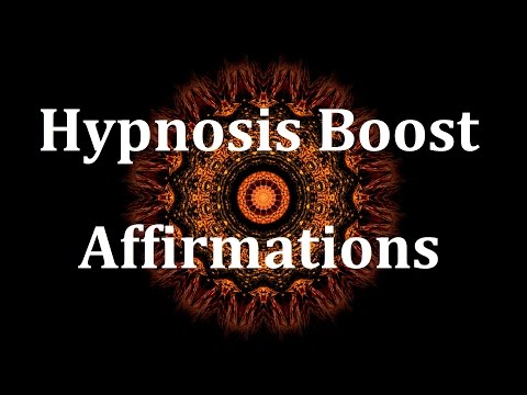 Self Hypnosis Positive Mind BOOST Affirmations meditation for postive energy By Jason Stephenson