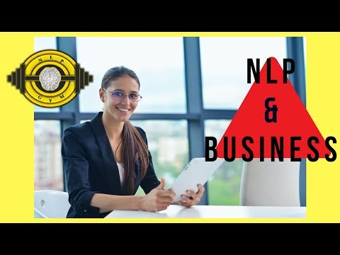 How To Create A Can't Fail Business Using NLP