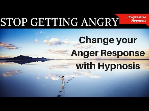 ★ Stop Getting Angry ~ with Hypnosis