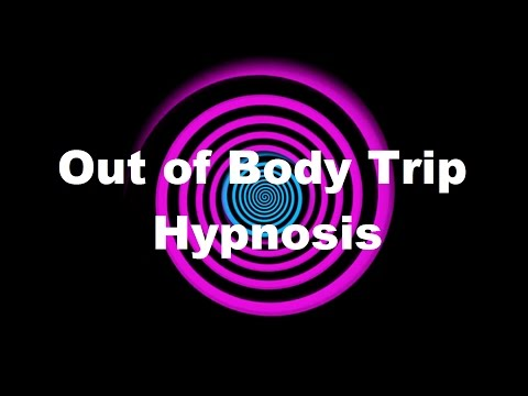 (Seizure Warning) Out of Body Trip Hypnosis (Request)