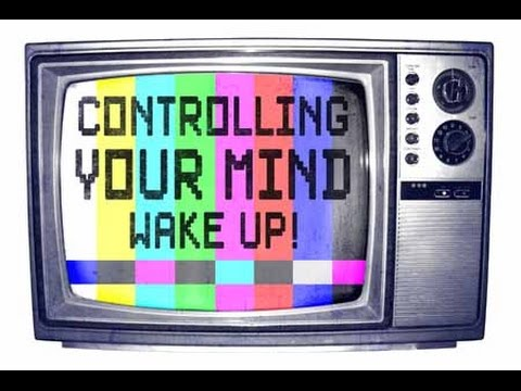 Television = Mass Mind Control Propaganda