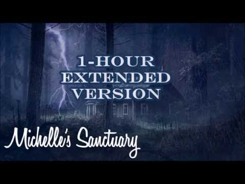 1-Hour Stormy Night Guided Meditation and Sleep Hypnosis Talk Down With Michelle (Extended Version)
