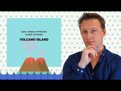 Volcano Island (Sleep Story For Grown Ups)