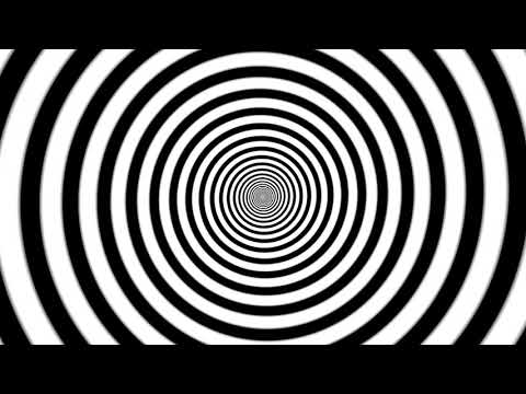 Spiral Extreme video, hypnosis meditation trance.