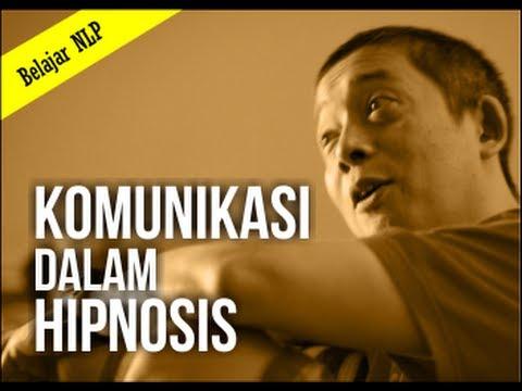 Belajar NLP Komunikasi dalam Hipnosis
