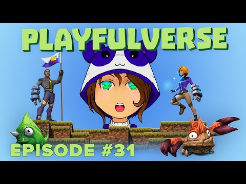Playfulverse #31-The Return of the Magical Cults with Streamer Jojo1995!