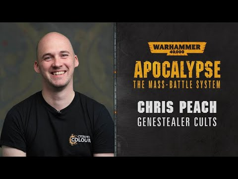 Road to Apocalypse: Peachy's Genestealer Cults