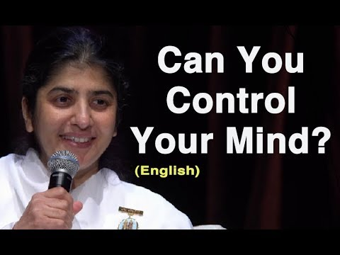 Can You Control Your Mind?: BK Shivani at Sydney