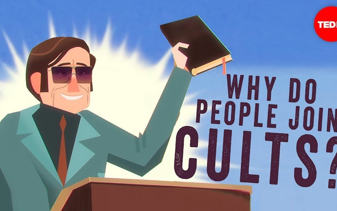 Why do people join cults? – Janja Lalich