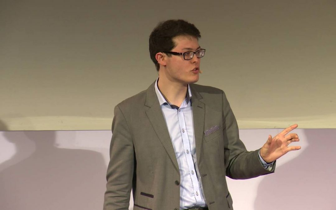Can hypnosis heal you? | Daniel Robaczewski | TEDxLondonBusinessSchool