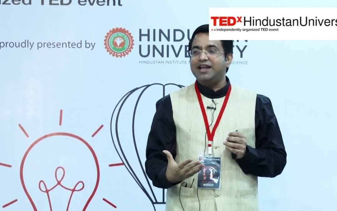 NLP Modeling – Science and Art of downloading genius | Mr. Krish Srikanth | TEDxHindustanUniversity