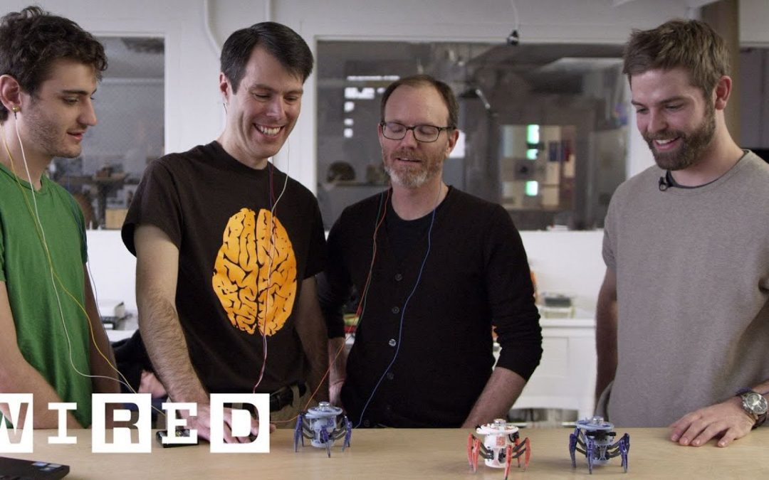 How to Control Things Using Your Brain (and Open-Source Hardware)   Cyborg Nation