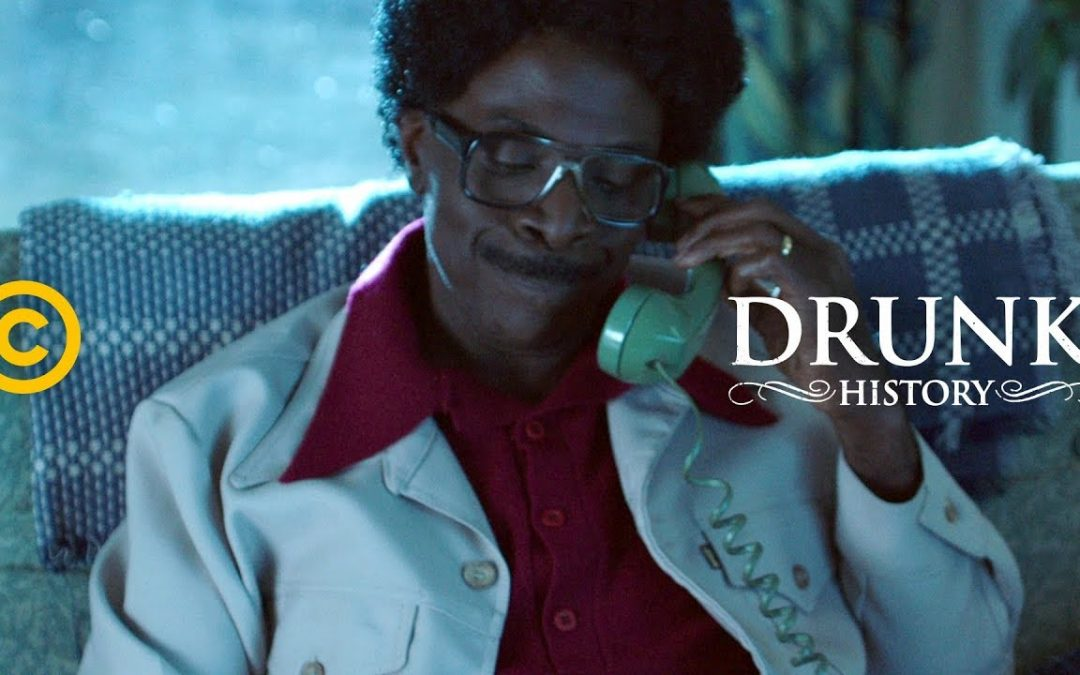 Cults Don't Stand a Chance Against Ted Patrick (feat. Gary Anthony Williams) – Drunk History